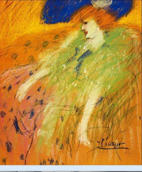 Hommage à Pablo Picasso  né le 25 octobre 1881   (1881-1973)