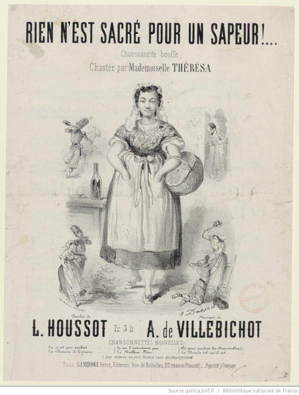 Henri-Alfred Darjou, peintre et dessinateur  (1832-1874)