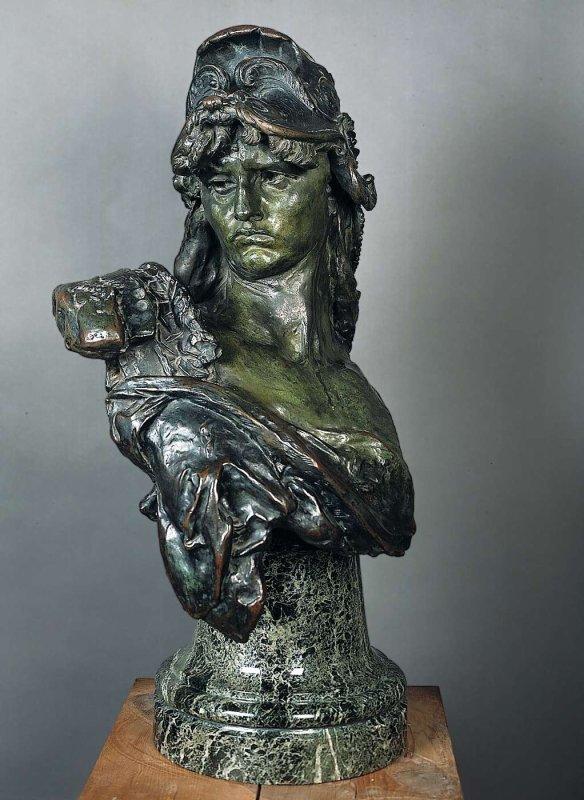 Hommage à Auguste Rodin né le 12 novembre 1840 et mort le 17 novembre 1917