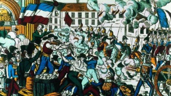 ça s'est passé le 21 novembre 1831 : Début de la révolte des canuts à Lyon