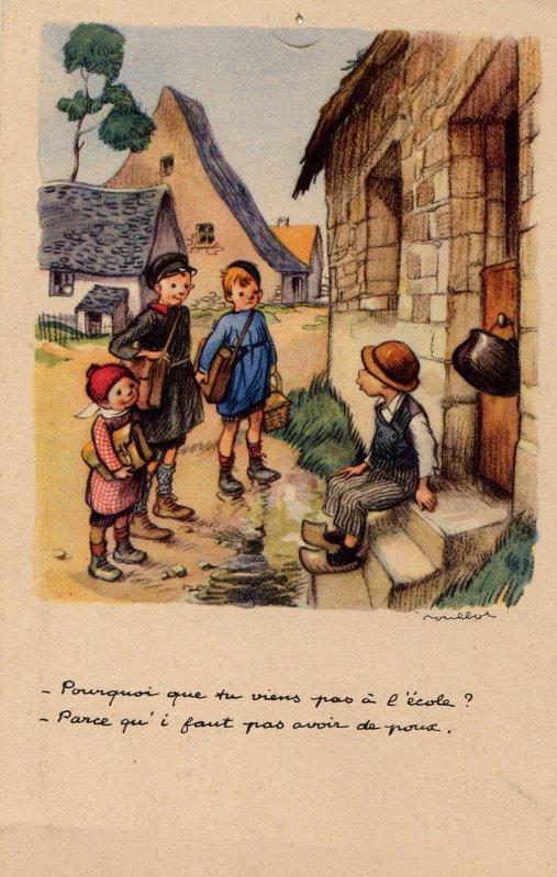 20 novembre = Journée Internationale des Droits de l'Enfant
