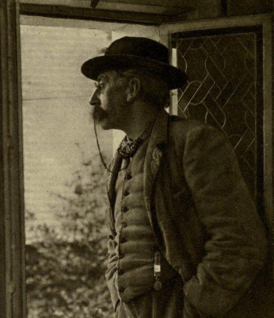 Un peu de poésie avec Emile Verhaeren   (1855-1916)