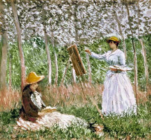 Citation du jour de Claude Monet   mort le 5 décembre 1926   (1840-1926)