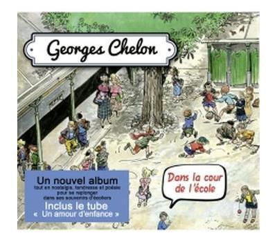 Joyeux Anniversaire Georges Chelon ! (né le 4 janvier 1943)