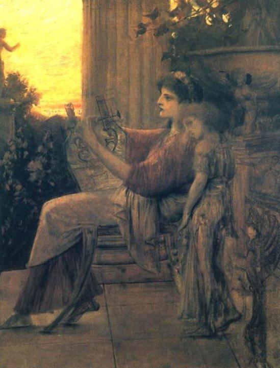 Gustav Klimt  mort le 6 février 1918   (1862-1918)