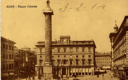 "Extrait de ma collection de cartes postales anciennes ""Architecture""  Places"