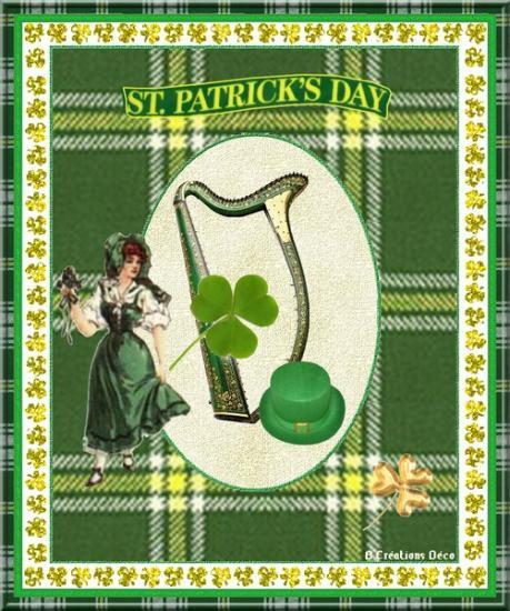 Joyeuse Saint Patrick !