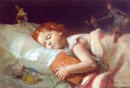 Bonne nuit ! faites de beaux rêves...