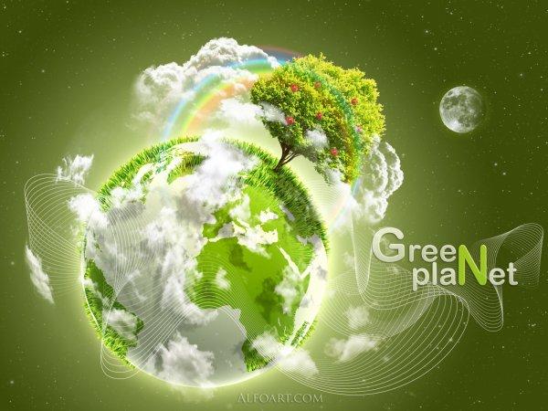 22 avril = Journée Mondiale de la Terre !