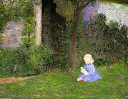 Un peu de poésie avec Jules Breton, peintre et poète né le 1er mai 1827