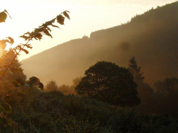 Photos prises hier matin à 6 heures