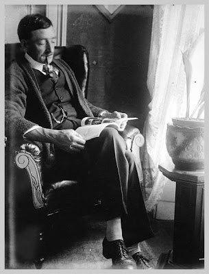 Citation du jour de Charles-Ferdinand Ramuz  (1878-1947)  écrivain et poète suisse