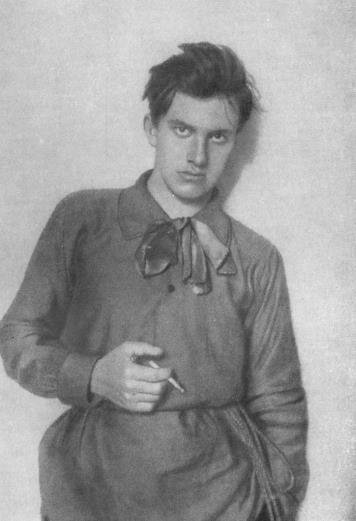 Un peu de poésie avec Vladimir Maïakovski, poète, dramaturge et futuriste soviétique, né le 19 juillet 1893  (1893-1930)