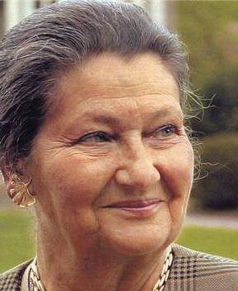 Simone  Veil, une Femme  Exceptionnelle s'en est allée ce matin, elle avait 89 ans