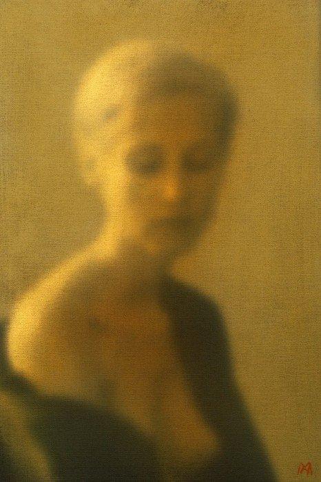 Coup de coeur du jour... Nikolaï  Makarov, peintre russe