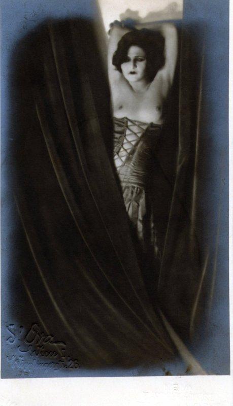 Extrait de ma collection de cartes postales  (Cinéma, Théâtre, Danse, Chanson...)
