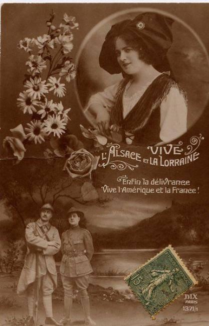 """Extrait de ma collection de cartes postales anciennes  """"Militaire - Guerre"""""""