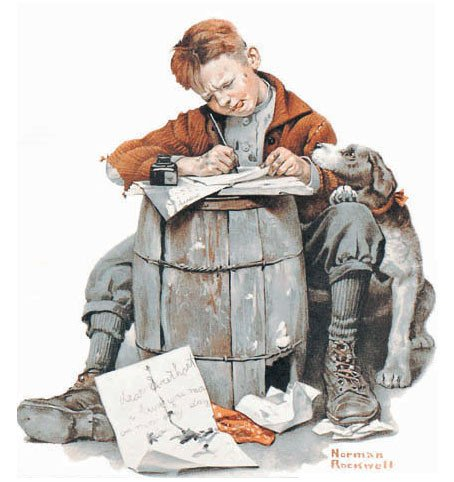 Dans moins d'un mois c'est Noel ! avez-vous pensé à votre lettre au Père Noel ?