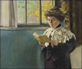 Les Femmes qui lisent...