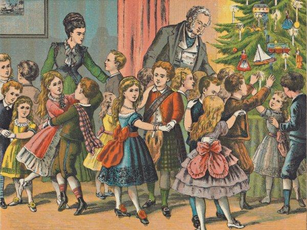 L'origine de l'arbre de Noël