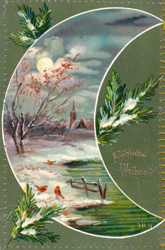 Extrait de ma collection de cartes postales  anciennes (Fantaisie)