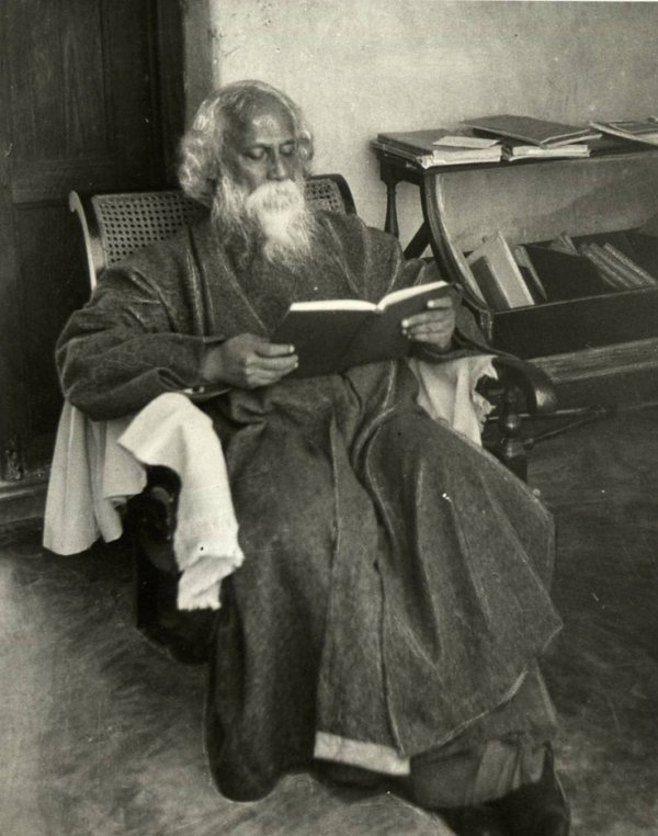 Citation du jour... de Rabindranath Tagore   (1861-1941)