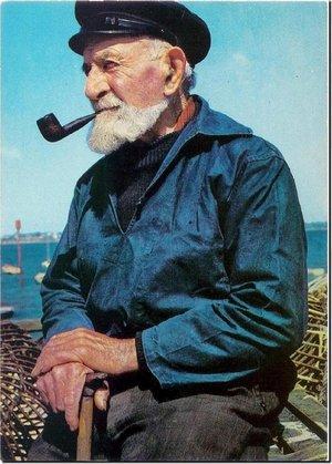 """Xavier Grall  poète, écrivain et journaliste breton  (1930-1981)   """"Les marins""""  poème lu par Marlis Petersen"""