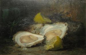 L'huître en peinture