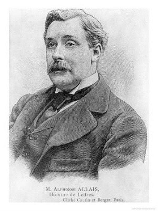 Hommage à  Alphonse Allais  né le 20 octobre 1854 et mort le 28 octobre 1905  -   Complainte Amoureuse