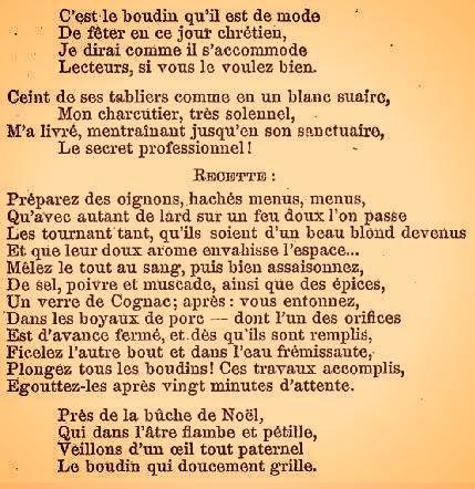Un peu de poésie gourmande avec Achille Ozanne, cuisinier-poète (1846-1896)