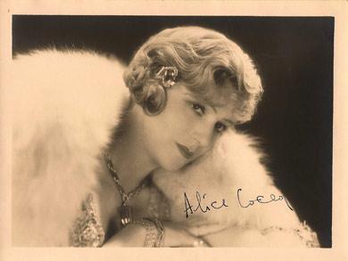Un peu de rêve... avec Alice Cocéa