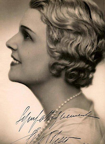 Un peu de rêve... avec Elvire Popesco  (1894-1993)