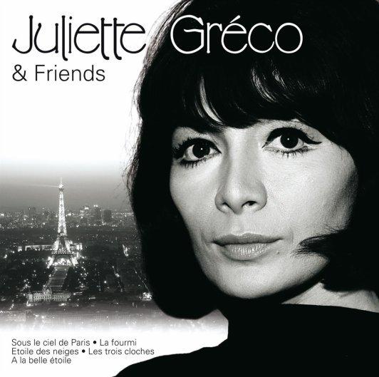 Hommage à Juliette Gréco née le 7 février 1927