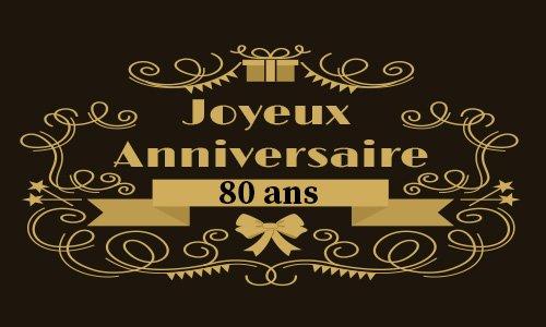 Joyeux Anniversaire A Mon Homme Pour Ses 80 Ans Au Pays Du Reve