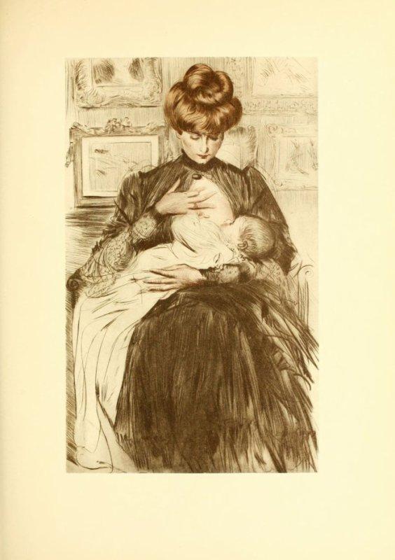 29 mars  =  Journée Mondiale de l'allaitement