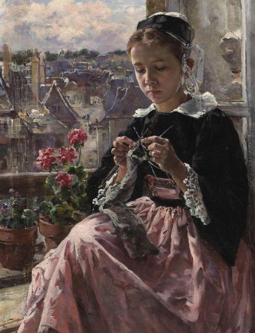 11 juin  =  Journée  Mondiale  du  tricot