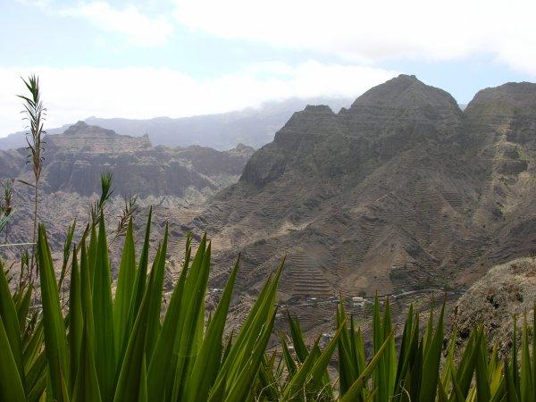 Quelques photos prises lors d'un merveilleux séjour de randonnée au Cap Vert -  2