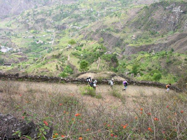 Quelques photos prises lors d'un merveilleux séjour de randonnée au Cap Vert -  3