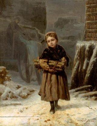 Un peu de poésie avec Jean Richepin  (1849 - 1926)
