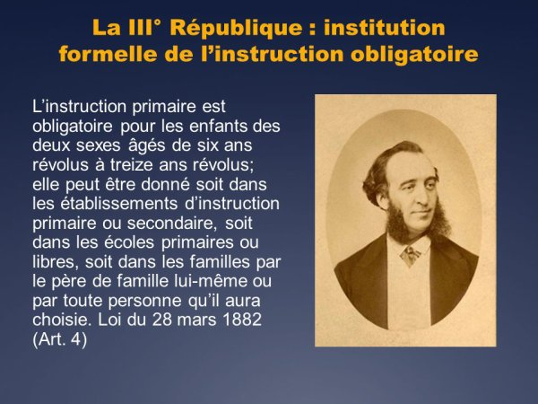 15 septembre  =  Journée Internationale pour la liberté de l'instruction