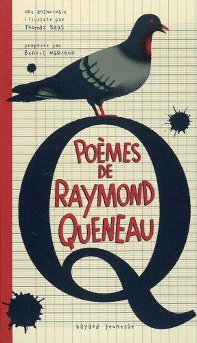 Un peu de poésie avec Raymond Queneau   (1903-1976)