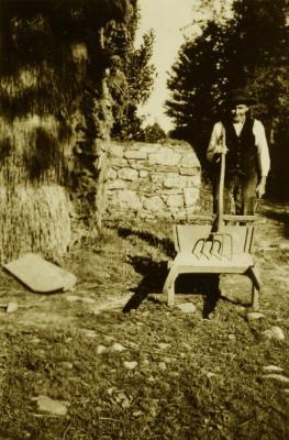 Nostalgie !  mon gd-père maternel en 1933
