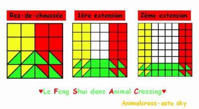 Adj les secrets d 39 animal crossing wild world for Extension maison animal crossing wild world