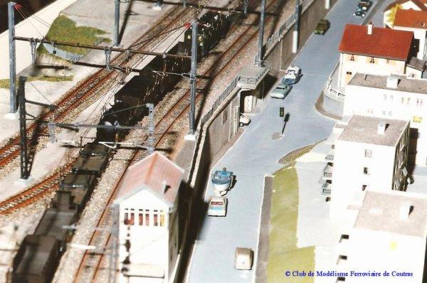 Photos du réseau en Novembre 1994