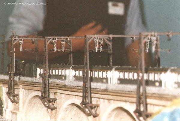 Photos du réseau en Mars 1995