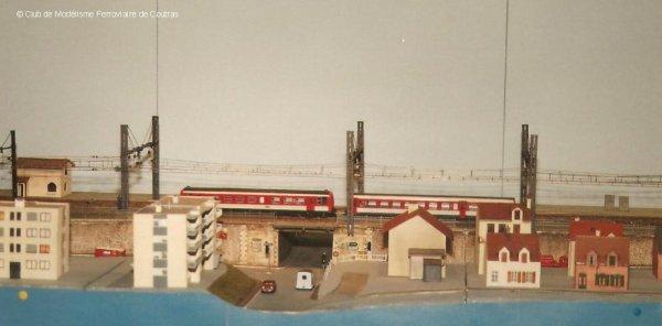 Portes ouvertes du Club en Mars 1997