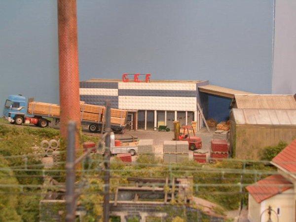 Photos du réseau lors de l'Exposition à Pacy-sur-Eure les 22 et 23 Octobre 2005