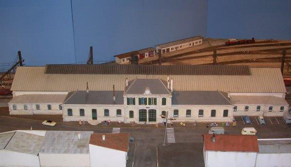 Photos du réseau lors de l'Exposition à Orléans les 11 et 12 Novembre 2006