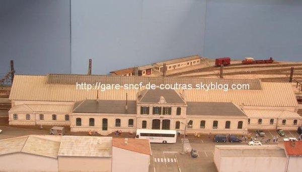 Exposition Européenne du Modèle Réduit à Sedan les 13 et 14 Octobre 2007