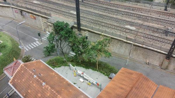 Evolution du quartier de la gare (02/12/2016)